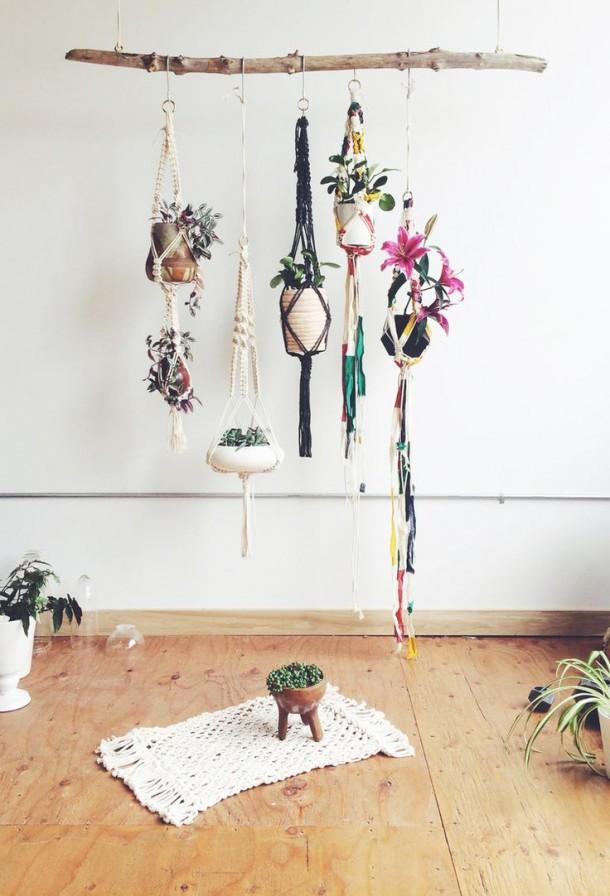 5 mutatós megoldás, hogyan tedd virágaidat a falra!