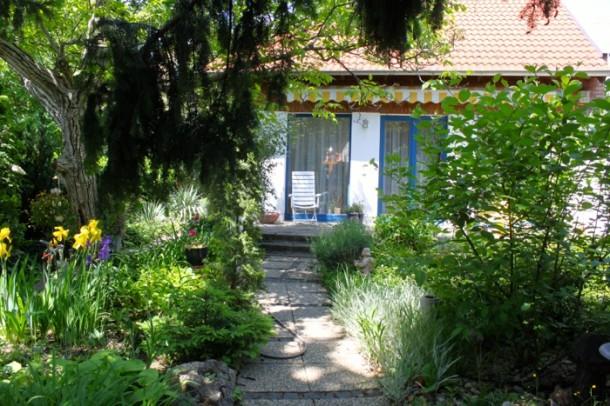 Szépséges előkert