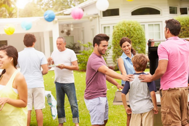 Nyári vendégség – legyünk a szabadban!
