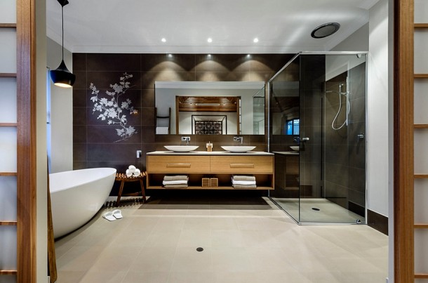 Új trendek fürdőszoba-fronton