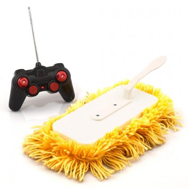 Ezzel gyakorlatilag játék a takarítás.