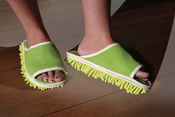 Sétálgatás közben is fel tudod takarítani a lakást. Csoszogók most előnyben!