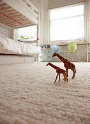 Kimondott hálószobába ajánljuk a világosabb padlószőnyeget
