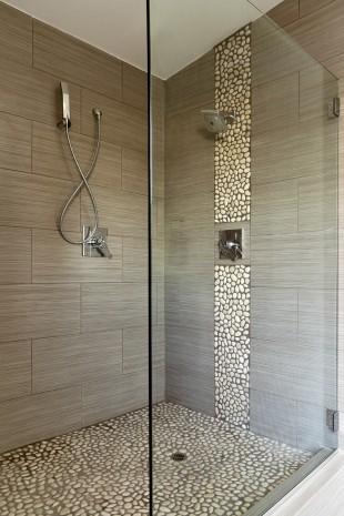 Keret nélküli zuhany