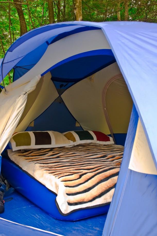 Így lehet a te sátrad a legkényelmesebb és legotthonosabb a fesztiválszezonban!