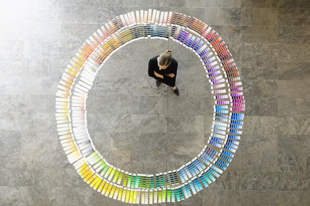 5 szabály, hogyan válaszd ki a tökéletes színű falfestéket