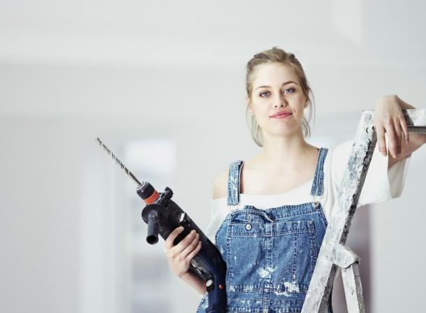 Mini barkácsszótár lakásfelújításhoz – nőknek