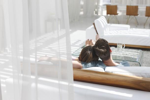 A boldog párok 3 lakberendezési tippje