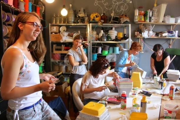 A workshopok összehozzák az azonos érdeklődésűeket