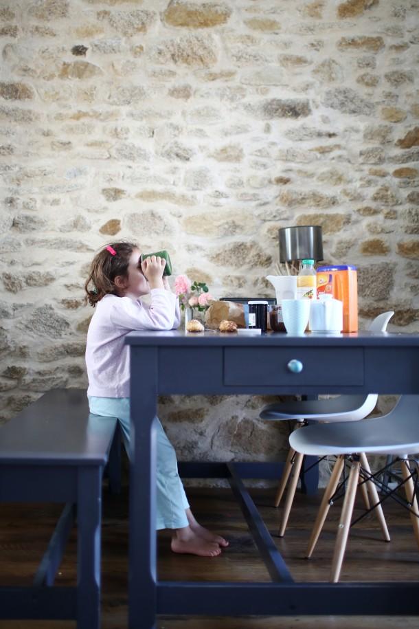 Gyermekeink évekkel később, felnőttként is ülhetnek majd ezelőtt a fal előtt anélkül, hogy bármit kelljen vele csinálni. Fotó: Europress