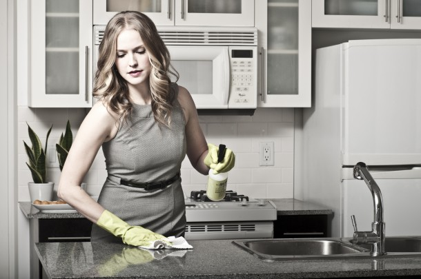 10 gyors tipp, amivel 10 perc alatt rend és tisztaság lesz a konyhádban