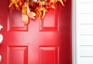 5 mutatós őszi ajtódísz, amit te is el tudsz készíteni