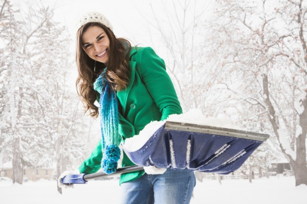 Ház körüli teendők, amit azonnal tegyél meg, ha leesik a hó
