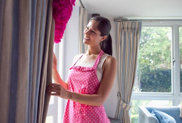 Havi takarítási terv, amivel egész évben könnyedén tisztán tarthatod otthonodat