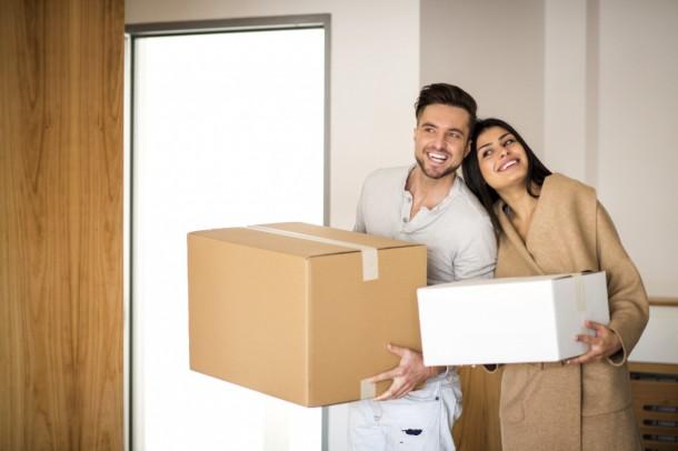 5 lakberendezési tanács összeköltöző pároknak