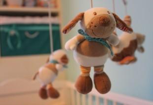 5 olcsó és imádnivaló DIY tipp babaszobába