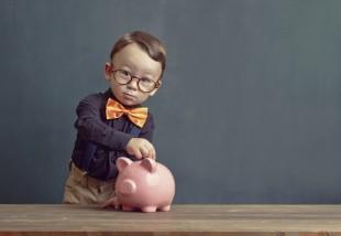 Így tanítsd meg spórolni a gyermekedet - 10 hasznos tipp!