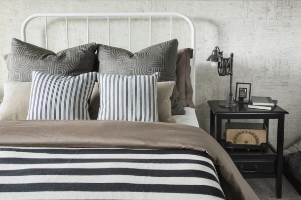 10 dolog a lakásban, aminek jól állnak a csíkok