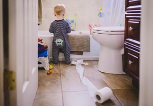 Tippek a baba- és gyerekbarát fürdőszobához