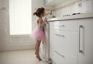 6 tanács a gyerekbarát konyhához