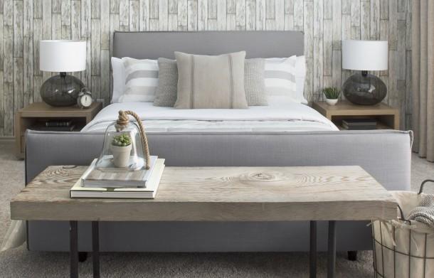 14 remek ötlet, amitől pici hálószobád sokkal kényelmesebb lesz