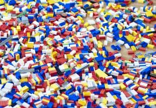 LEGO játékok, mint lakásdíszek - 11 észbontó tipp!