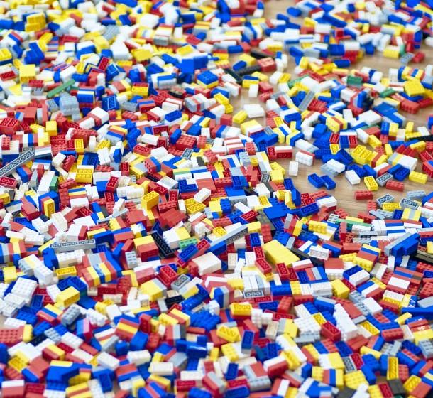 LEGO játékok, mint lakásdíszek – 11 észbontó tipp!