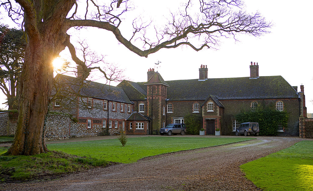 General Views Of Anmer Hall