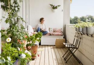9 ütős erkély dekoráció - A legjobb ötletek álmaid erkélyéhez!