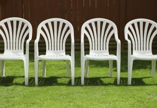 Műanyag kerti bútor felújítása - 6 zseniális megoldás!