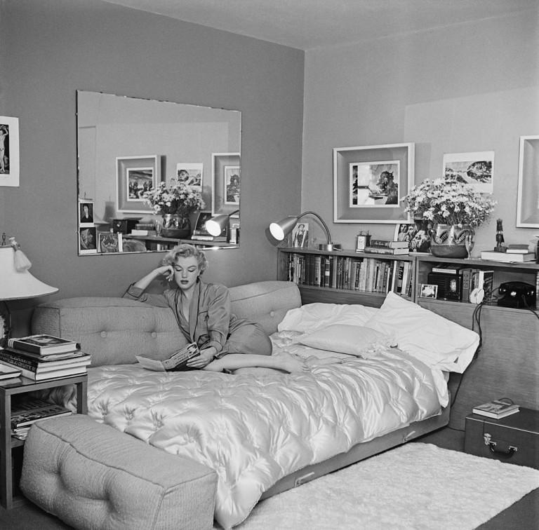 Marilyn Monroe lakása – Íme a szexszimbólum New York-i otthona!