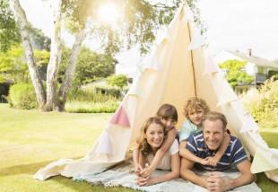 Unatkoztok? Íme 7 szuper játék ötlet a kertbe az egész családnak!