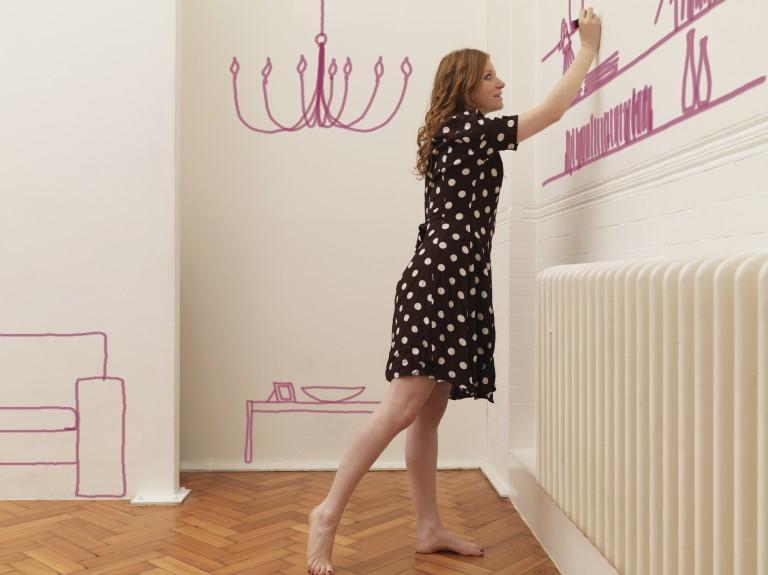 Így rendezd be olcsón és kreatívan új otthonodat régi dolgokkal!