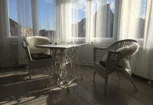 Ez egy csoda! 98 nm-es fiatalos, modern és egyben romantikus lakás a Nyugatinál