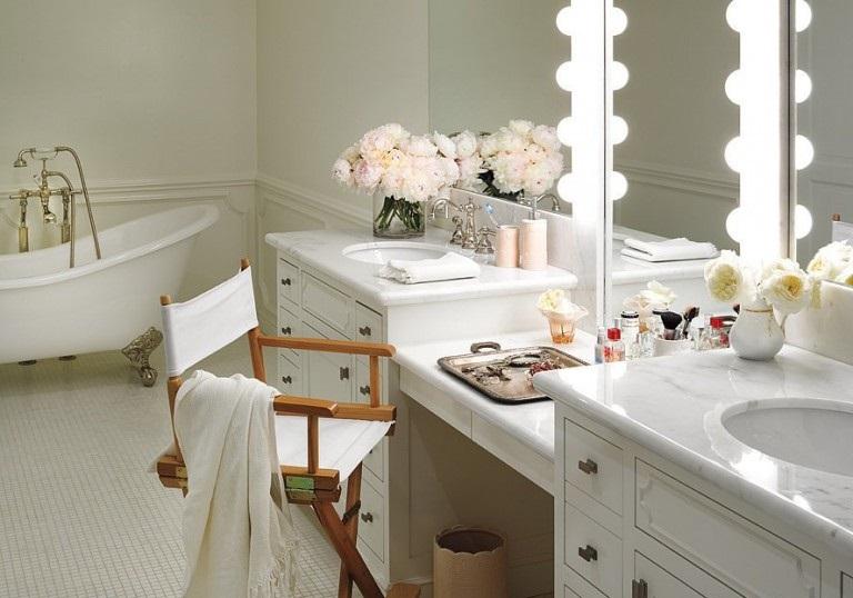 10 sztár luxusfürdőszobája, ami ámulatba ejt