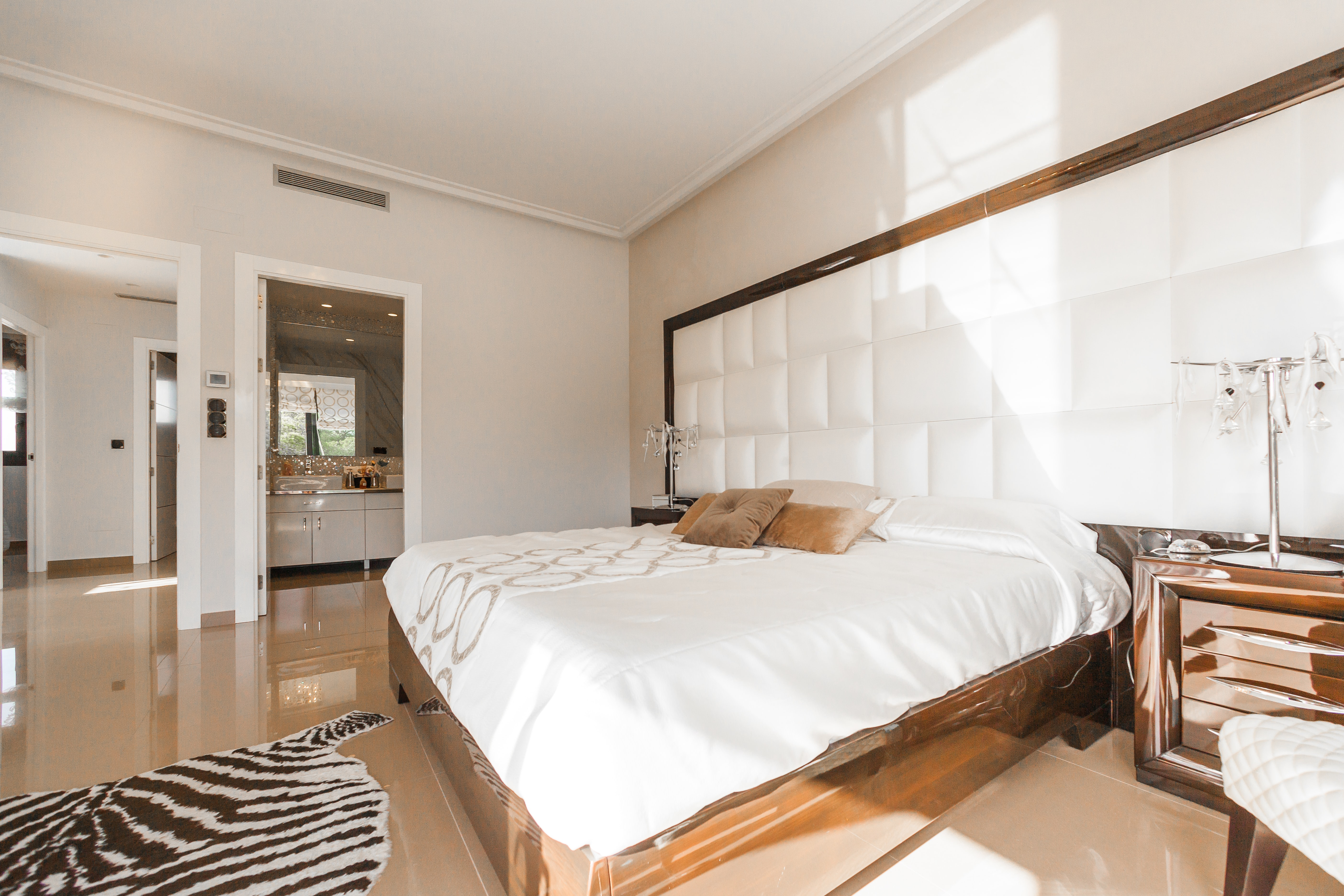 Panel hálószobák berendezése 7