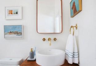 Színezd újra! A legjobb színválasztás kis fürdőszobákba