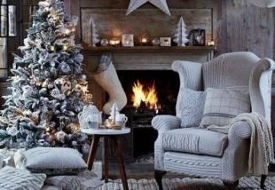 Karácsony új színei - 20 ünnepi dekorációs tipp, ami nem a megszokott piros és zöld