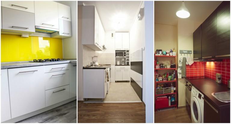 Kis térben nagy csoda – Felújított panel konyhák, amiket bárki elfogadna magának