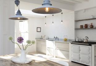 Fényárban úszó konyhák - 8 szemkápráztató variáció az ideális konyhai világításra