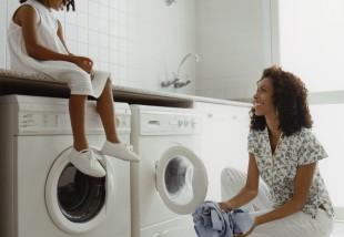 Hogy a mosás öröm legyen - Így rendezd be a mosókonyhát!