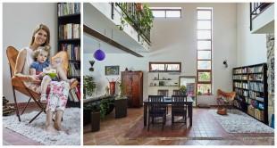 Íme Jaksity Kata csodálatos, mediterrán hangulatú kertvárosi háza!