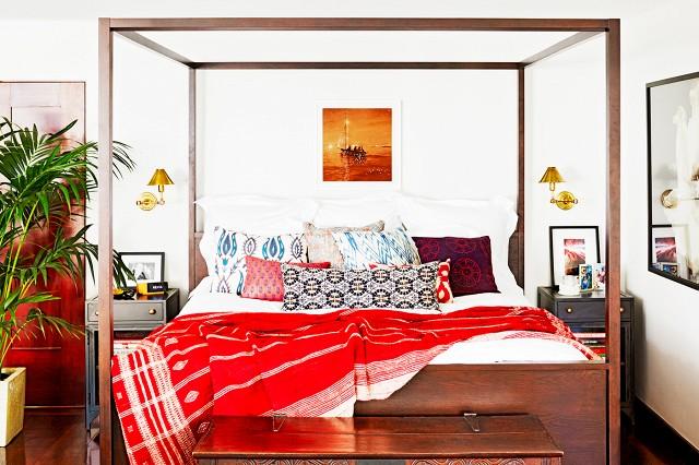 jessica alba hálószoba