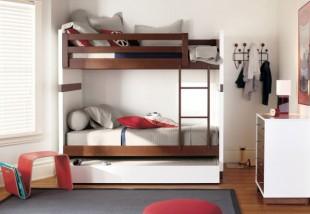 Emeletes ágy újragondolva - Inspirációk a helytakarékos alváshoz