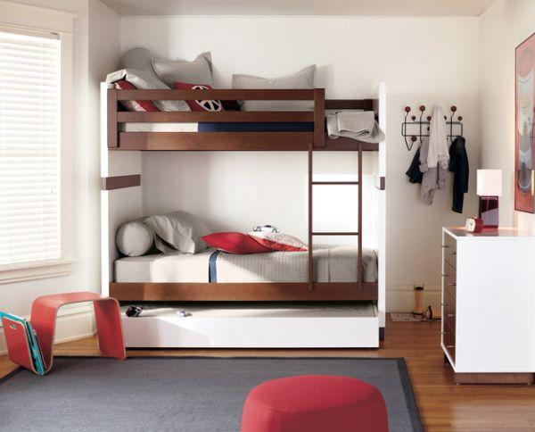 Emeletes ágy újragondolva – Inspirációk a helytakarékos alváshoz