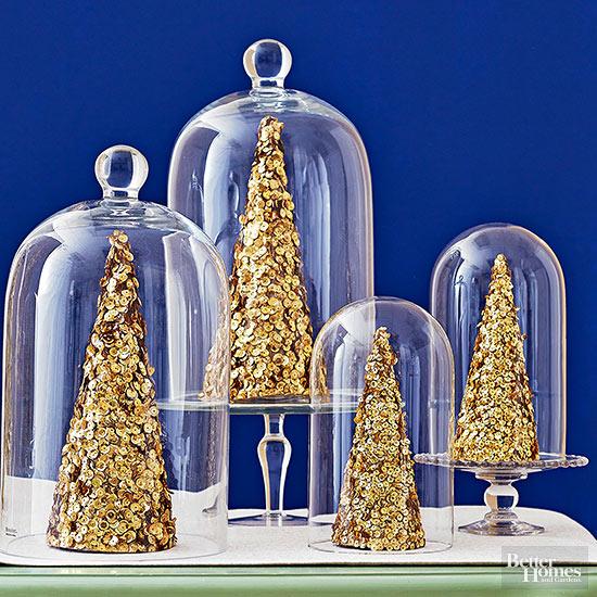Gyorsan valami nagyszerűt – 20 zseniális utolsó pillanatos karácsonyi dekoráció