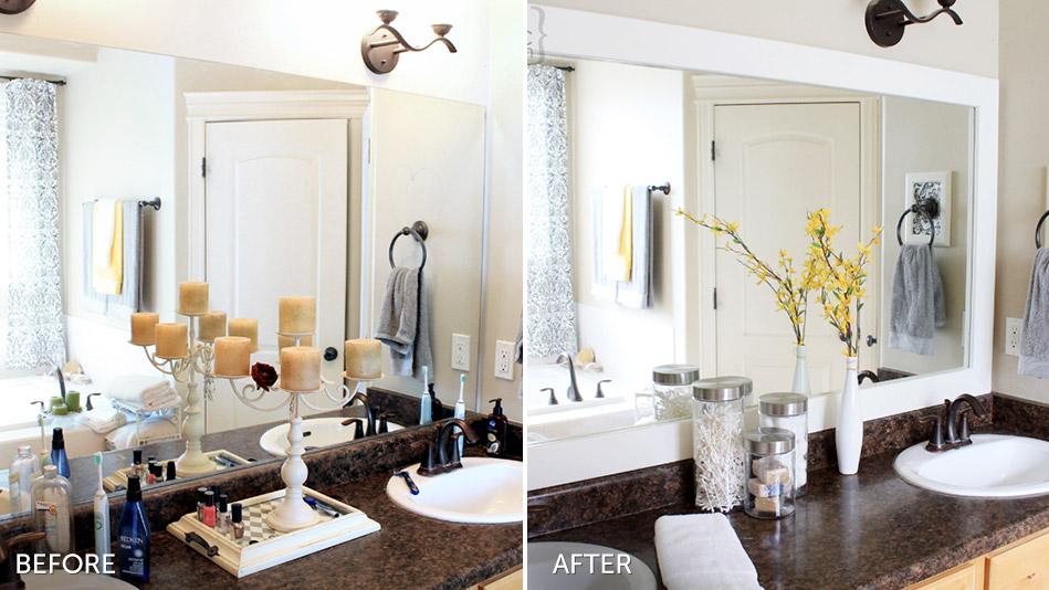 fürdőszobai tükör