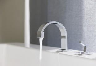 Amikor a víz életre kel - Káprázatos csaptelepek a fürdőszobába