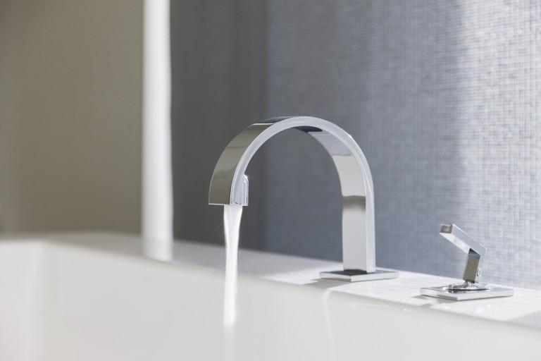 Amikor a víz életre kel – Káprázatos csaptelepek a fürdőszobába
