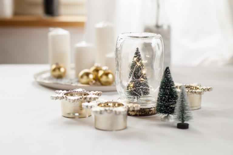 5 jópofa karácsonyi dekorációs tipp kis terekbe